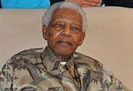 Mandela ricoverato in ospedale