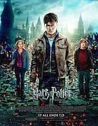 La locandina dell'ultimo film di Harry Potter