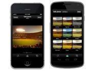 Ecco come appare la modifica delle immagini sull'app