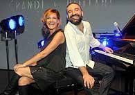 Grandi & Bollani, due veri amici  sul palco