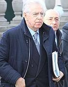 Mario Monti a Bruxelles