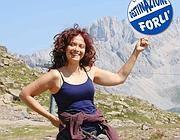 Raffaella Pirini eletta nel 2009 in Consiglio comunale a Forlì (Facebook)
