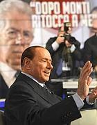 Silvio Berlusconi a «Porta a Porta»