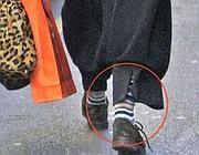 «Chi» mette in evidenza le calze della Boccassini