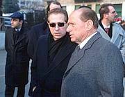 Paolo e Silvio Berlusconi (Imagoeconomica)