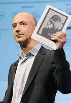 Jeff Bezos, 48 anni, fondatore e ceo della società di acquisti online (Reuters; Afp)
