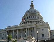 Capitol Hill, sede del Congresso Usa