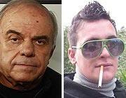 Pierluigi Destri e il nipote Davide Bandoni