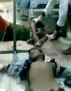Le vittime di un attacco a al-Qahtania, in provincia di Raqqa
