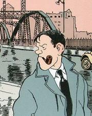 Nestor Burma, eroe dei fumetti di Tardi
