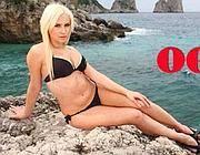 La copertina del settimanale «Oggi» con la storia di Noemi Letizia