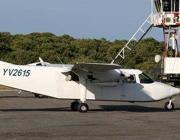 Il bimotore Britten Norman BN2 Islander scomparso in Venezuela