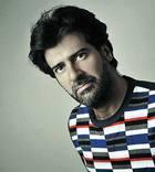 Rafael Spregelburd (foto Sebastián Freire), nato a Buenos Aires nel 1970