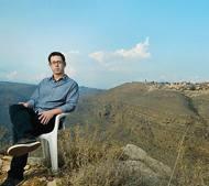Israele e i coloni da romanzo