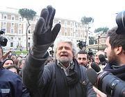 Beppe Grillo(Plpress)