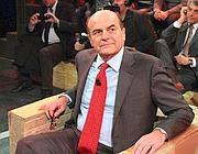 Il leader Pd Pierluigi Bersani a Ballar�