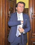 L'ex sindaco di Parma Pietro Vignali (Ansa)