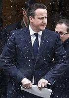 David Cameron (Afp)