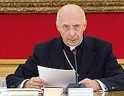 Angelo Bagnasco (Ansa)
