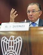 Il presidente di Confindustria Giorgio Squinzi (Ansa)