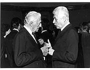 Gianni Agnelli e Gianluigi Gabetti