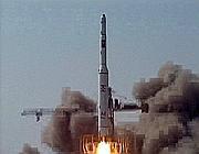 Un missile coreano (Ansa)