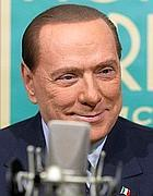 Silvio Berlusconi (Ansa/C. Peri)