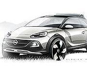 La Opel Adam Rocks