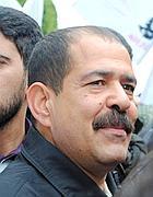 Chokri Belaid, leader dell'opposizione anti-islamista ucciso mercoledì (Ap)