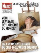 La copertina di Paris Match