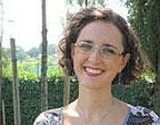 Giulia Ichino in una foto tratta dal web (Ansa)