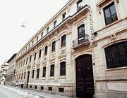 La sede del Corriere in via Solferino 28, a Milano