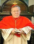 Il cardinale Walter Kasper (Ap)