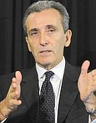Vittorio Grilli, ministro dell'Economia