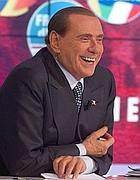 Silvio Berlusconi in Rai (Ansa) 