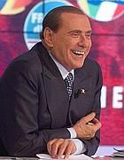Silvio Berlusconi in Rai (Ansa)