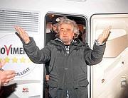 Beppe Grillo, leader dei 5 Stelle