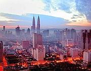 Un'immagine di Kuala Lumpur, in Malesia (Reuters)