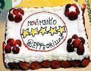 E c'è chi per festeggiare ha preparato la torta