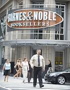 Una libreria Barnes&amp;Noble di Washington (Epa/Thew)