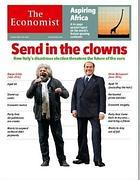 La cover dell'Economist