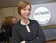 Marta Grande, la più giovane deputata 5 stelle (Benvegnù-Guaitoli)
