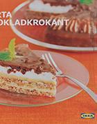 Il dolce alle mandorle, cioccolata e caramello in vendita all'Ikea, la �Chokladkrokant�