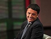 Matteo Renzi, ospite da Fabio Fazio