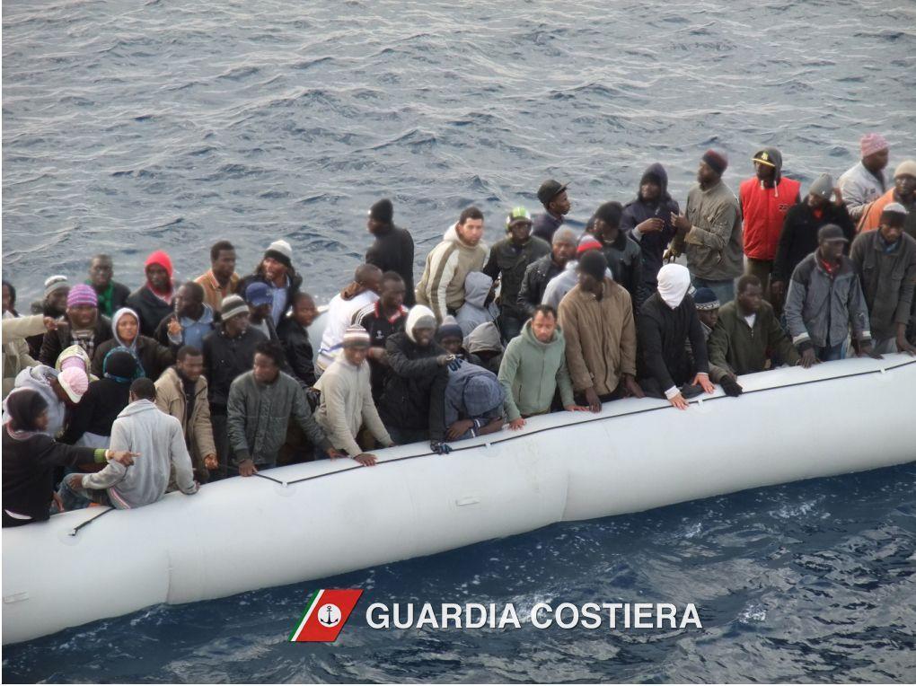 Nuova tragedia in mare al largo della Libia: allarme arrivato a Catania$