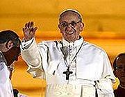 Papa Francesco (Ansa)