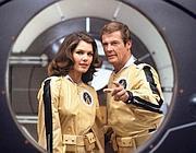 Un'immagine dal film di 007 «Moonraker - Operazione spazio»