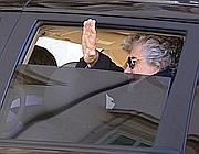 L'arrivo di Grillo al Colle Benvegn� - Guaitoli