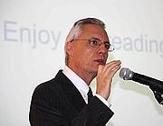 L'ambasciatore Daniele  Mancini (Ansa/Coggiola)