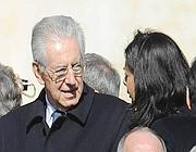 Mario Monti (Ansa)